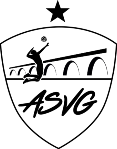 Logo AS Volley du Garon - Brignais