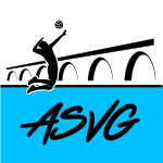 AS Volley du Garon Logo